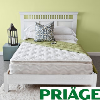 Priage Pillow Top 10-inch Twin-size iCoil Spring Mattress