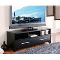 Drewslee Modern Multi-storage Cappuccino Media Console