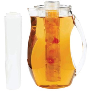 Wyndham House 2.6-quart Acrylic Pitcher Ice/Fruit Infusion Tube