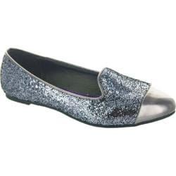 Girls' Kensie Girl KG30406M Pewter Glitter