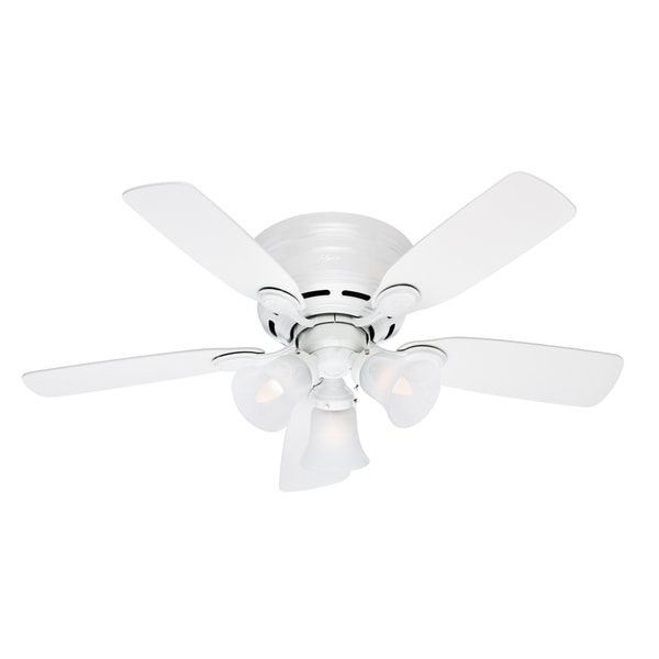"Hunter Fan Low Profile Plus - 42"" Ceiling Fan"