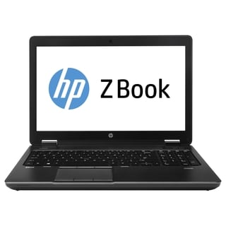 "HP ZBook 15 15.6"" LED Notebook - Intel - Core i7 i7-4800MQ 2.7GHz - G"
