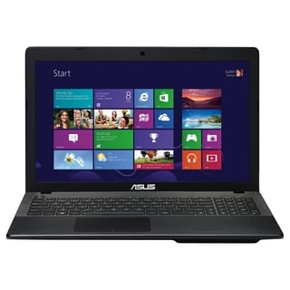 "Asus X552EA-DH42 15.6"" Notebook - AMD A-Series A4-5000 1.50 GHz - Bla"