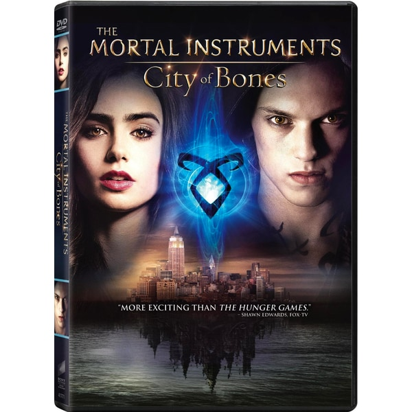 The Mortal Instruments: City of Bones (DVD) 11709694