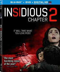 Insidious: Chapter 2 (Blu-ray/DVD)