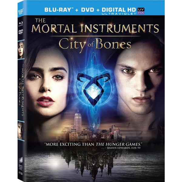 The Mortal Instruments: City of Bones (Blu-ray/DVD) 11709758