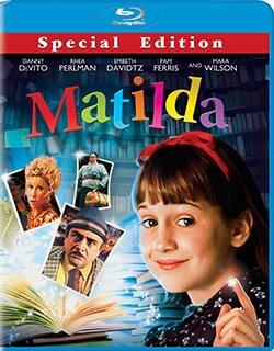 Matilda (Blu-ray Disc)