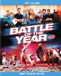 Battle of The Year 3D (Blu-ray Disc)