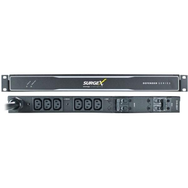 SurgeX Defender SX-DS-520-FP 6-Outlets PDU