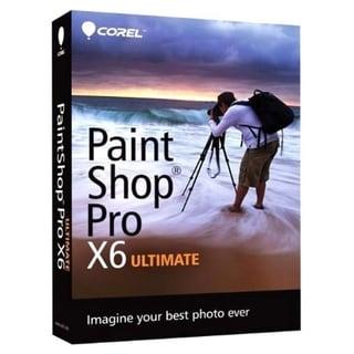 Corel PaintShop Pro v.X6.0 Ultimate - Complete Product - 1 User