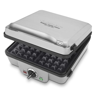 Cuisinart WAF-300 Belgian Waffle Maker with Pancake Plates