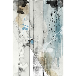 Maxwell Dickson 'Faded Colors' Modern Canvas Wall Art
