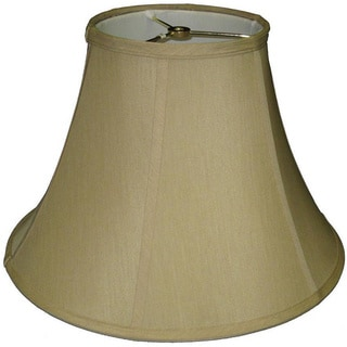 Khaki Fabric Bell Lamp Shade