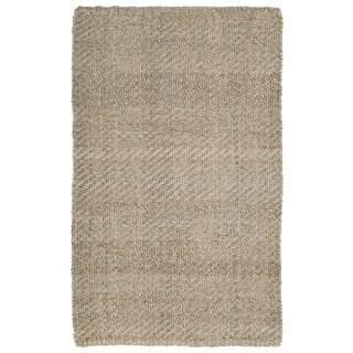 Napa Natural Twil Handmade Jute Rug (1'8 x 2'6)