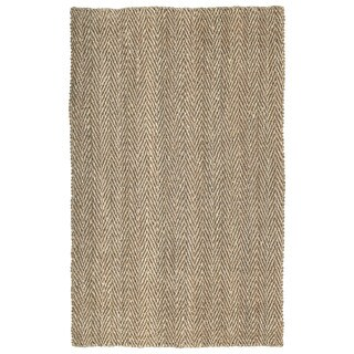 Napa Natural Herringbone Handmade Jute Rug (8'0 x 10'0)