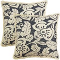 Amazon Yacht 17-inch Throw Pillows (Set of 2)