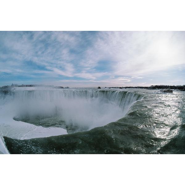 'Niagara Falls, Ontario, Canada' Photography Print Canvas Wall Art