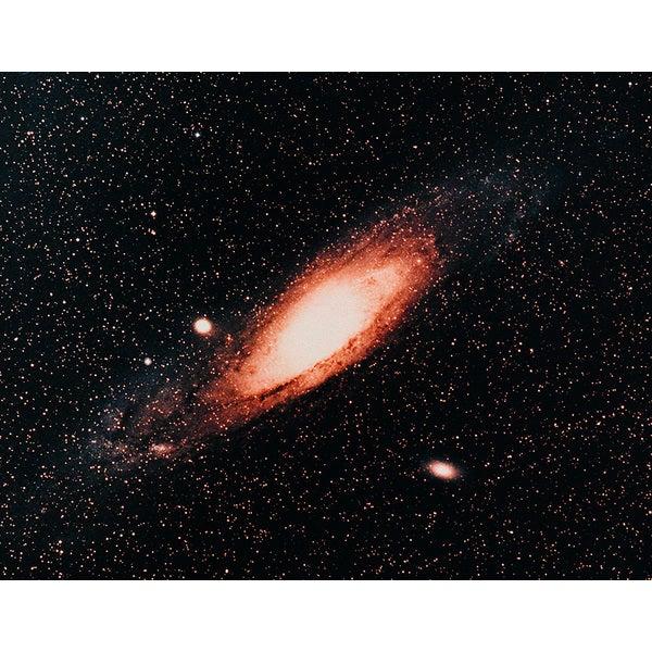 'The Nebula of Andromeda' Photography Print Canvas Wall Art