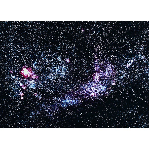 'Large Magellanic Cloud' Photography Print Canvas Wall Art