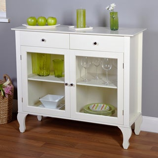 Layla Antique White Buffet