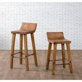 Kosas Home Tam 24-inch Low Back Counter Stool
