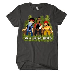 Snoop Dogg Cheech & Chong T-shirt
