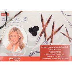 Deborah Norville Interchangeable 7, 8, 9 Needle Set