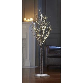 Sarah Peyton 4ft Decorative LED Snow Tree