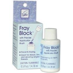 Brush On Fray Block -