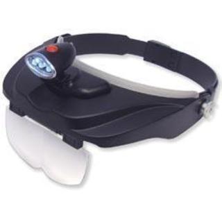 MagniVisor Deluxe Head Visor/Magnifier -