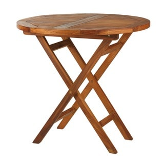 Bare Decor Outdoor Dining Bistro Table