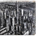 Paolo Ottone 'NYC 3' Stretched Canvas
