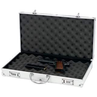 Classic Safari Aluminum-Framed Gun Case