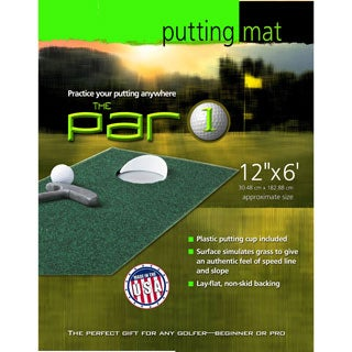 Par 1 Putting Green