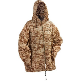 Classic Safari Digital Camo Rain Jacket