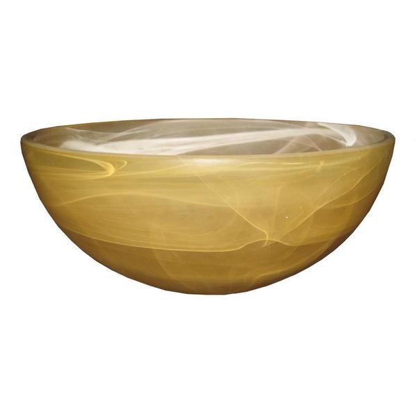 designer mango glass torchiere lamp shade 15656981. Black Bedroom Furniture Sets. Home Design Ideas