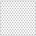Crafts-Too Embossing Folder 5 X5 - Dots