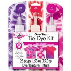 Tulip One-Step Tie-Dye Kit - Good Vibrations