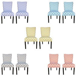 Julia Jojo Dining Chairs (Set of 2)