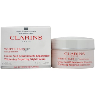 Clarins White Plus 1.7-ounce Night Cream