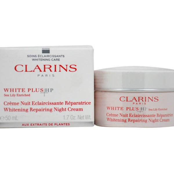 Clarins White Plus 1.7-ounce Night Cream