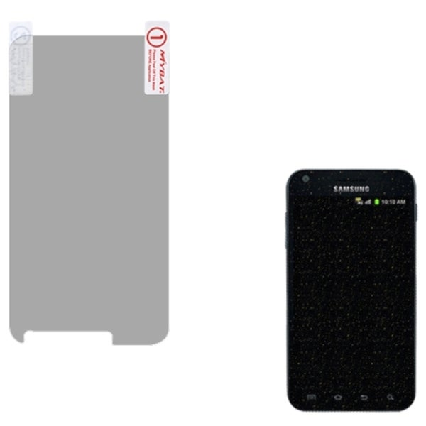 INSTEN Golden Glitter Screen Protector for Huawei M866 Ascend Y