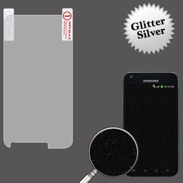 INSTEN LCD Glitter Screen Protector for Samsung Galaxy S2 4G