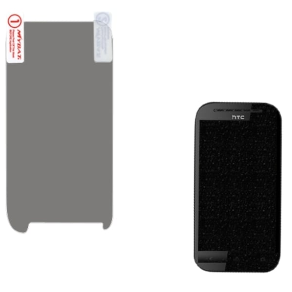 INSTEN LCD Glitter Screen Protector for HTC One SV