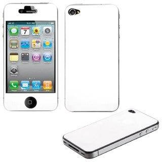 BasAcc LCD Full Body Screen Protector for Apple iPhone 4S/ 4