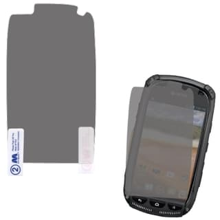 BasAcc 2 Piece Screen Protector Set for Kyocera E6710 Torque