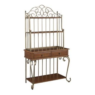 St. Ives Cinnamon Cherry Baker's Rack