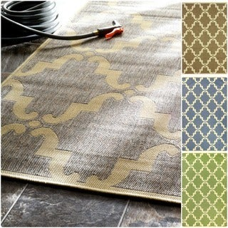 nuLOOM Modern Indoor/ Outdoor Moroccan Trellis Rug (9' x 12')