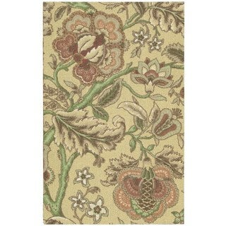 Waverly Global Awakening by Nourison Antique Accent Rug (2'6 x 4')