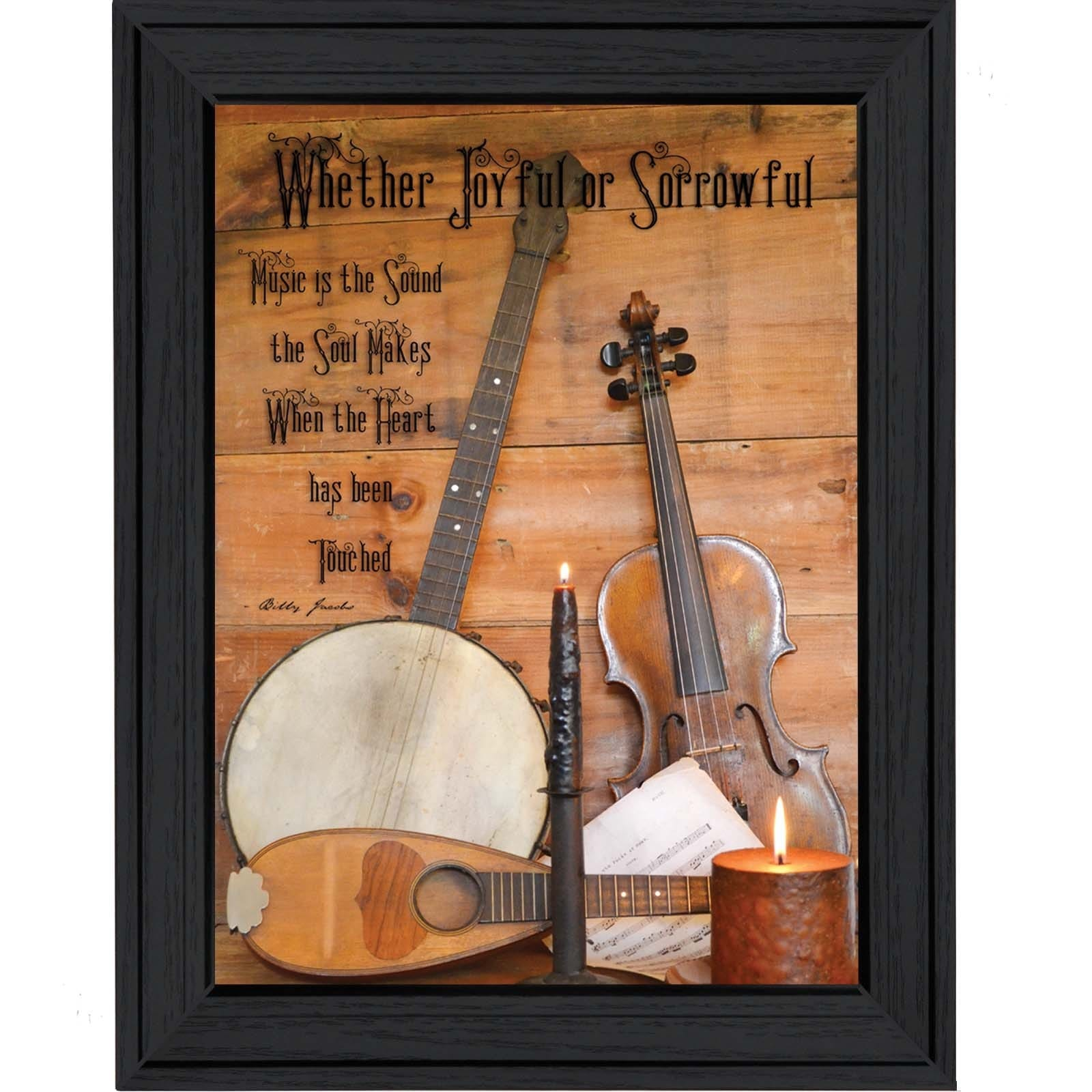 billy jacobs framed print 18 x 12 billy jacobs music framed wall art